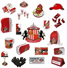 SUNDERLAND A.F.C - Official Football Club Merchandise (Gifts, Xmas, Birthday)