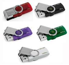 KINGSTON USB 2.0 101 G2 STICK MEMORY KEY DRIVE STORAGE 8GB 16GB 32GB 64GB 128GB