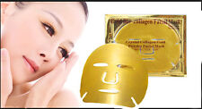Choose Qty Gold Collagen Crystal Face And Eye Mask Moisturizing Anti-wrinkle