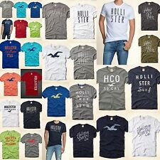 Nwt Hollister By Abercrombie Mens T-Shirt Tee Sz S,M,L,XL New 2014
