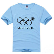 New Fashion  2014 Winter Olympics In Sochi, Russia Fault Five T-shirts C