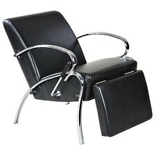 Lounge Shampoo Chair w/ Footrest Beauty Salon