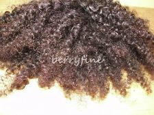 "(8""-24"") Virgin Mongolian Tight Afro Kinky Curl Lace Slik Top Frontal Closure"