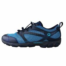 Merrell Hurricane Blue Black 2014 Mens Outdoors Hiking / Water Shoes