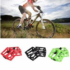 CYCLING BMX MTB ROAD BIKE BICYCLE ALUMINUM ALLOY SEALED BEARING PEDALS 9/16""