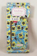 Lilly Pulitzer Sorority Print iPhone 4S Case *SEE SORORITY SELECTION* NEW!