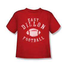 Friday Night Lts East Dillon Football T-Shirt Boy Girl Child Red S M L 4 5 6 7