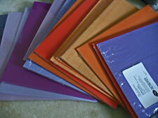 Creative Memories 10x12 Colored Paper Packs