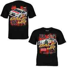 Dale Earnhardt Jr 2014 Chase Authentics #88 National Guard Burnout Tee FREE SHIP