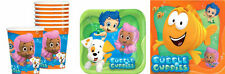 Bubble Guppies Birthday Party Supplies Kit Plates Napkins Cups Set for 8 or 16
