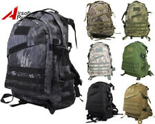 Tactical Military Molle Assault Backpack Hiking Camping Outdoor Sport Pouch Bag