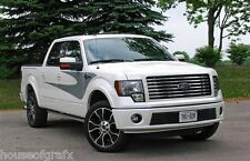 Side Body Graphics Decals fit any 2013-2013 Ford F-150 Stripe stripes