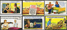 Comedy and Humorous  Postcards Choice of cards FREE UK POST