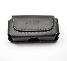 Belt Loop Pouch Faux Leather Case for Nokia Samsung Sony LG HTC iPhone Mobile