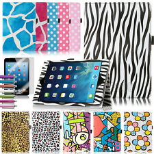 For Apple iPad MINI NEW Folio Magnetic PU Leather Case Smart Cover Stand + Flim