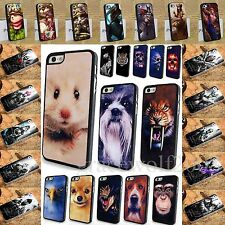 League Of Legends Champions & Various Animals Cover Case For iPhone 4 4S 5 5S 5C