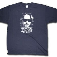 OFFICIAL The Big Lebowski - The Dude Abides T-shirt NEW LICENSED Merch ALL SIZES