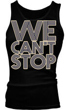 We Cant Stop Lyrics Miley Cyrus Party Swag Twerking Music Boy Beater Tank Top