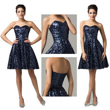 ❤CHEAP SALE❤Homecoming Bridesmaid Pageant Wedding Evening Party Short Prom Dress