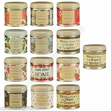 Julie Dodsworth Candle in Tin Wax Lyrical Scented Candles