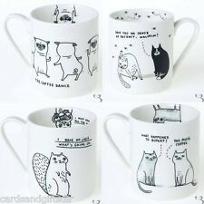 Pickle Parade Mug Mugs Cats Pugs Squirrels  Suitable for Males or Females