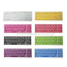 "8Color US Keyboard Skin Cover Protector For 15.6"" ASUS R510 R510CA R510LA Laptop"