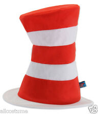 Dr Suess Hat Adult Cat In The Hat Costume Hat 291050