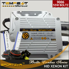 Sportiva HID Xenon 9006 HB4 AC Digital Slim 55W Midas Fast Start Conversion Kit
