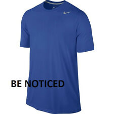 NWT Nike Men's Vapor Touch Legend T-Shirt Blue XL Training, Casual