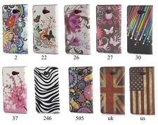 For Sony Xperia M2 S50h D2305 S2306 leather case mobile phone cover watter hard