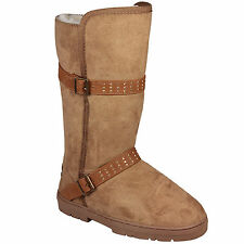 Chilli Pepper Womens Buckle Boots In Chestnut From Get The Label ch1