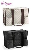 New Thirty one zip top Organizing Utility tote shoulder bag 31 gifts