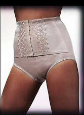 All in One Slimming Control Panty Girdle Waist Cincher  WHITE, BEIGE, BLACK