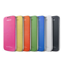 Genuine Official Samsung Galaxy S4 Mini i9190 Cover Flip Smart Case Wallet