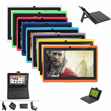"Q88 TAB 7"" A23 Dual core Tablet Android 4.2 4GB WIFI PC bundle with w/ keyboard"