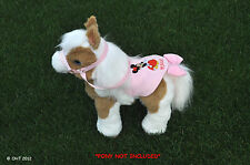 CUSTOM SADDLE SETS ONLY  for Baby Butterscotch Magical FurReal Pony