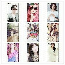 SNSD Cellphone Case Kpop Taeyeon Jessica Yoona SM TOWN Phone Cover