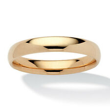 14k Gold Filled Band Wedding Unisex Ring