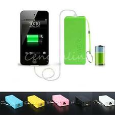 5600mAh USB External Backup Battery Charger Power Bank for iPhone SAMSUNG Nokia