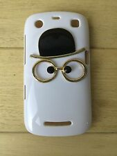 Cute Hard Case Cover Skin with Hat Glasses for BlackBerry Sony Mobile Cell Phone