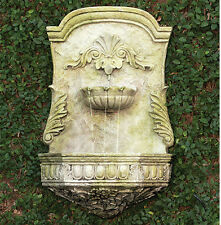 Outdoor Ornate Wall Hanging Water Fountain  by Orlandi Statuary  FSNG28318