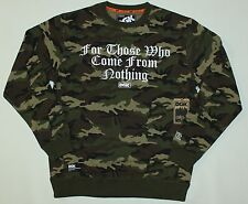 NEW MENS SIZE MEDIUM LARGE DGK DIRTY GHETTO KIDS FROM NOTHING CREWNECK