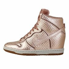 Nike Wmns Dunk Sky Hi Cut Out PRM Premium NSW 2014 Womens Casual Shoes Wedges