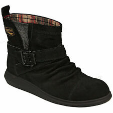 Rocket Dog Mint Boots In Black From Get The Label