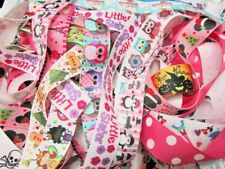 """10 yards Grosgrain 7/8"""" Ribbon/Supply/Craft/bow/party/cute RY-Pick Design 1-10"""
