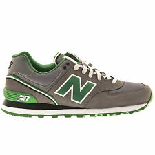 New Balance Classic Traditionnel Charcoal Mens Trainers