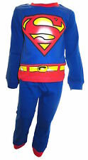 Superman Boy's Pyjamas 18 Months - 6 Years EXCLUSIVE DESIGN