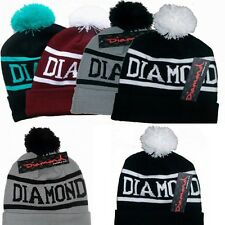 Hip-Hop Diamond supply Beanies Winter Cotton 1 size fits All Knit Cap Cool Hat S
