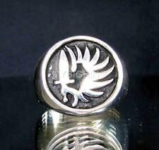 STERLING SILVER 925 RING FRENCH FOREIGN LEGION ARMY MERCENARY FORCES SOLDIER FFA