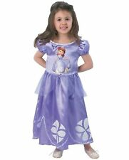 Disney Sofia the First Fancy Dress Costume Ages 2-6 Years Available